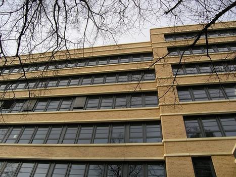 Verwaltungsgebäude für die TU Berlin