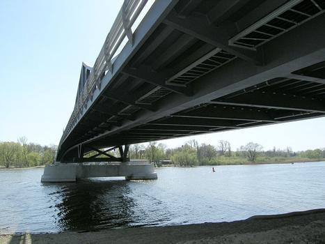 Seegartenbrücke, Brandenburg