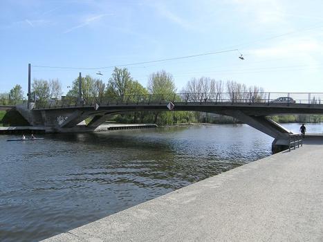 Luckenberger Brücke, Brandenburg an der Havel