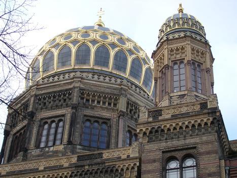 Synagoge, Berlin