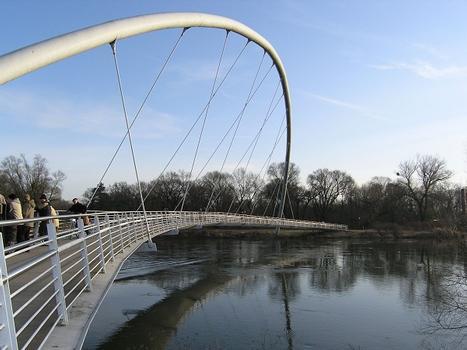 Tiergartenbrücke, Dessau