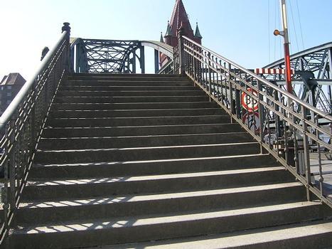Hubbrücke, Lübeck