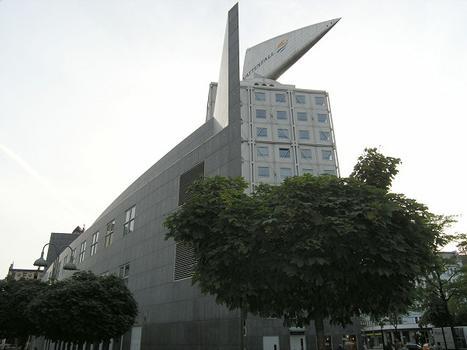Turmhaus am Kant-Dreieck,Berlin