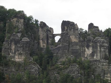Basteibrücke, Rathen
