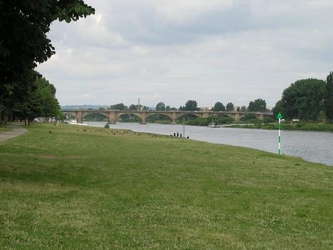 Elbebrücke, Pirna