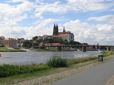 Alte Elbebrücke, Meissen