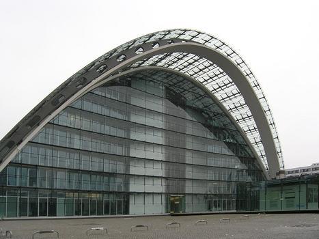 Berliner Bogen, Hambourg
