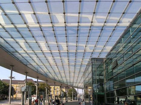 Gare routière centrale de Hambourg