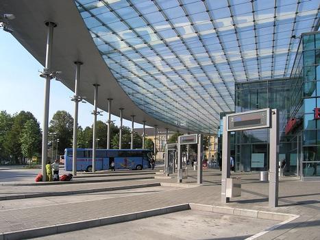 Zentraler Omnibusbahnhof, Hamburg