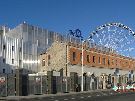 The O 2 , Dublin