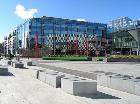 Grand Canal Square 1, Dublin