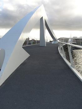 Tradeston Footbridge