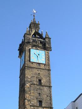 Tolbooth Clock Tower, Glasgow