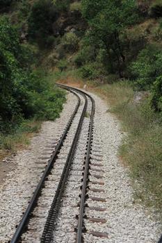 Diakopto-Kalavryta Railway