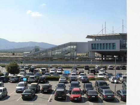 Athens International Airport Station
