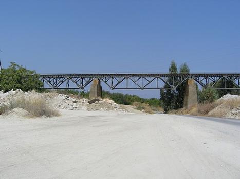 Athens-Patra Railroad Line