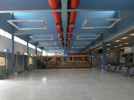 Aéroport d'Aktio