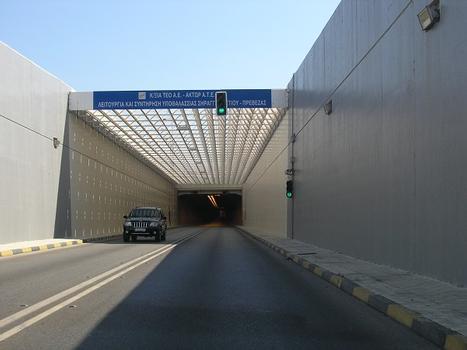 Prevesa-Aktio Unterwassertunnel