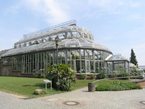 Berlin Botanical GardensHouse K