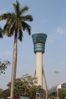 Chhatrapati Shivaji International Airport Air Traffic Control Tower