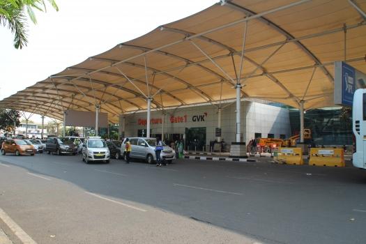 Chhatrapati Shivaji International Airport Terminal I-B