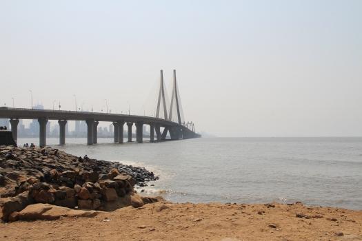Bandra Worli Sealink Bridge