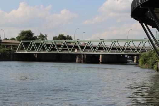 Eisenbahnbrücke Reiherstieg