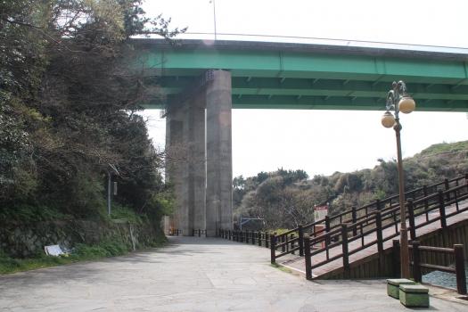 Pont de Jungmungwangwang-ro