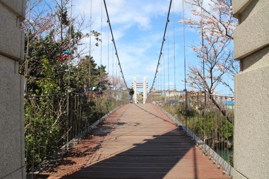 Yongyeon Suspension Bridge