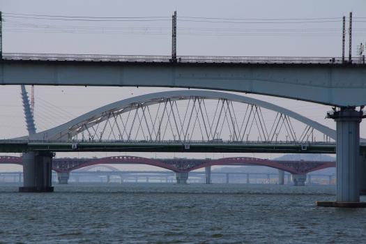 Yangwha-Brücke