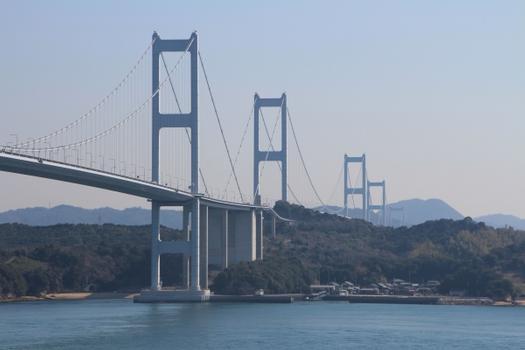 Third Kurushima Kaikyo Bridge