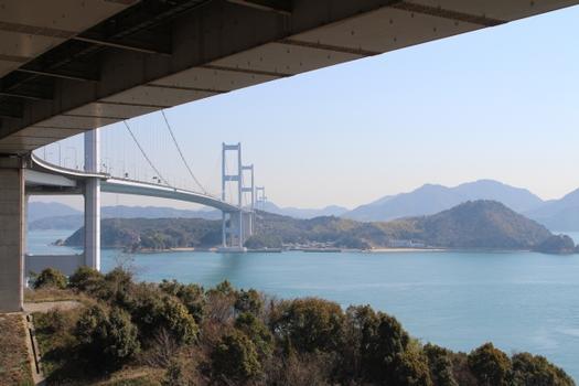 Dritte Kurushima-Kaikyo-Brücke