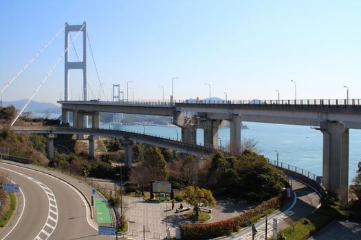 Troisième Pont sur le détroit de Kurushima