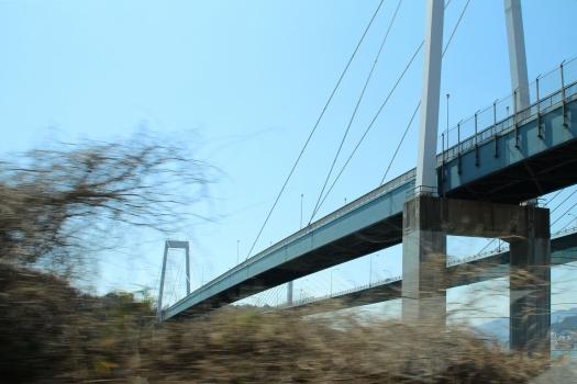 Onomichi-Brücke