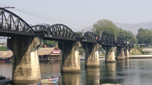 Pont sur le Kwai