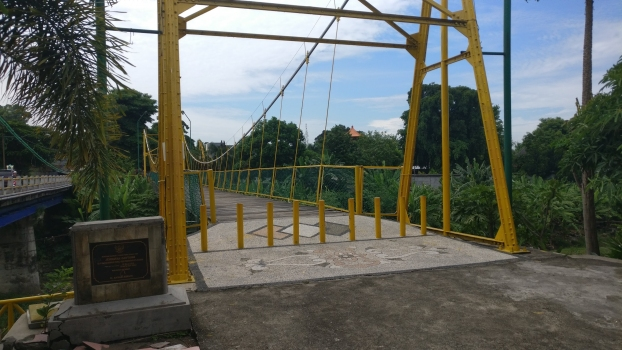 Mataram Suspension Bridge