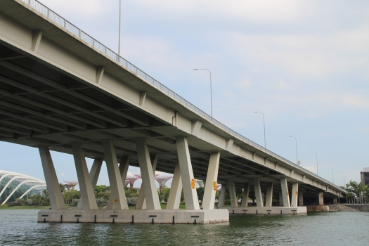 Benjamin Sheares Bridge