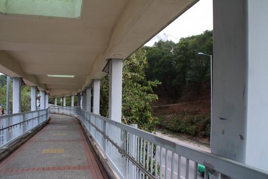 Tsing Ma Visitor Centre Footbridge