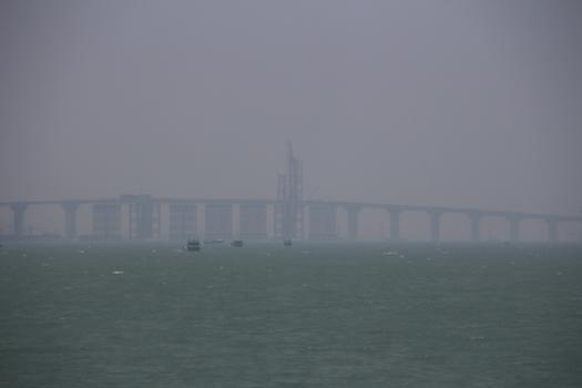 Pont de Hong Kong-Zhuhai-Macao