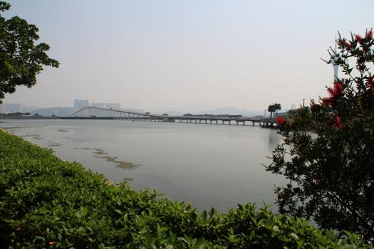 Macau-Taipa-Brücke