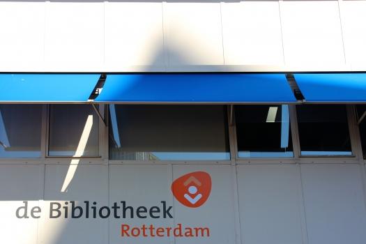 Bilbliothèque municipale de Rotterdam