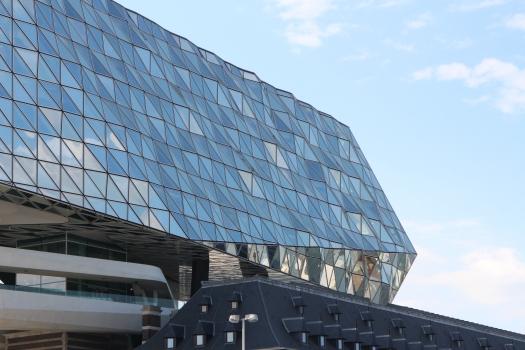Antwerp Port Authority Building