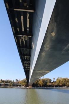 La Cartuja Brücke