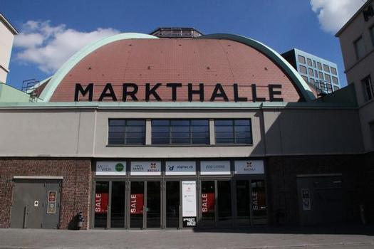 Großmarkthalle Basel