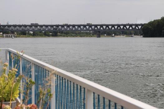 Hafenbrücke Bratislava