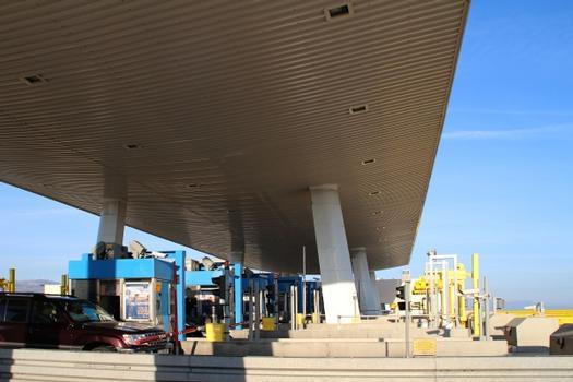Antirio Toll Station
