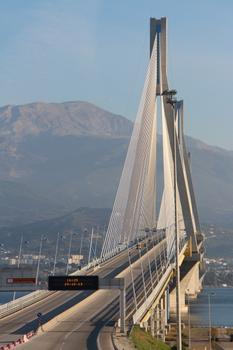 Rio-Antirrio Bridge, Rion-Antirion Bridge