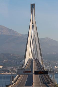 Rio-Antirrio Bridge, Rion-Antirion Bridge