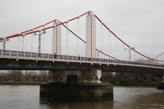Chelsea Bridge, Pont de Chelsea