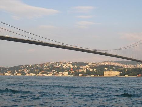 Pont sur le Bosphore